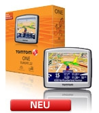 TomTom ONE Regional Traffic Portatile LCD Touch screen 148g Nero navigatore