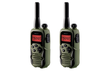 Topcom Twintalker 9500 Airsoft Edition 8canali 446MHz Nero, Verde ricetrasmittente