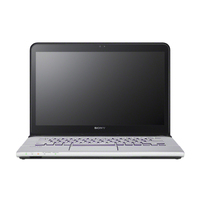 "Sony VAIO SVE14A27CLS 2.5GHz i5-3210M 14"" 1366 x 768Pixel Touch screen Argento notebook/portatile"