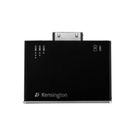 Kensington Mini Battery Pack and Charger f iPhone & iPod Nero caricabatterie per cellulari e PDA