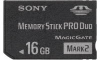 Sony Memory Stick PRO Duo 16GB MS memoria flash
