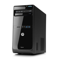 HP Pro 3500 3.2GHz i5-3470 Microtorre Nero PC