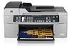 HP Officejet J5740 All-in-One Printer stampante a getto d