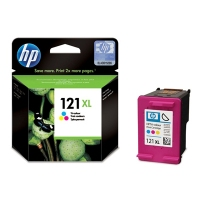 HP 121XL Tri-color Ciano, Giallo cartuccia d