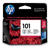 HP 101 Blue Blu cartuccia d
