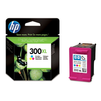 HP 300XL Tri-color Ink Cartridge Ciano, Giallo cartuccia d