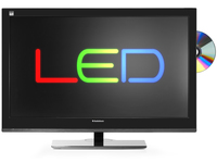 "AudioSonic LE-247802 23.6"" Full HD Nero LED TV"