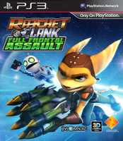 Sony Ratchet & Clank: Full Frontal Assault, PS3 PlayStation 3 videogioco