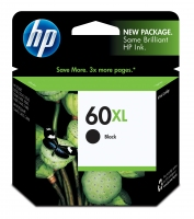 HP 60XL Black Nero cartuccia d