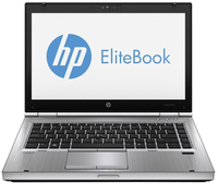 "HP EliteBook 8470p 2.8GHz i5-3360M 14"" 1366 x 768Pixel Alluminio"