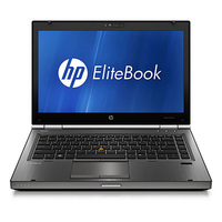 "HP EliteBook 8470w 2.3GHz i7-3610QM 14"" 1600 x 900Pixel Titanio"
