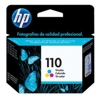 HP 110 Tri-color Ciano, Giallo cartuccia d
