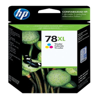 HP 78XL Tri-color Ciano, Giallo cartuccia d