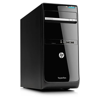 HP Pavilion p6-2305es 3.1GHz i5-3350P Mini Tower Nero PC