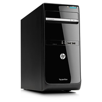 HP Pavilion p6-2304es 3.3GHz i3-3220 Mini Tower Nero PC