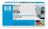 HP 03F Black Laser cartridge Nero