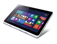 Acer Iconia W510 32GB Argento tablet
