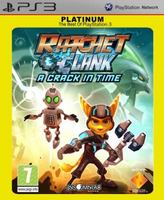 Sony Ratchet & Clank: A Crack in Time Essentials PlayStation 3 Tedesca videogioco