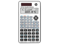 HP 10s+ Scientific Calculator Tasca Calcolatrice scientifica Bianco