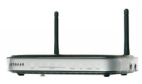 Netgear DGN2000 Nero, Argento router wireless