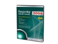 Kaspersky Lab Kaspersky Internet Security 2009 1 Liz.Up.DVD[DE]