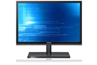 "Samsung C24A650X 24"" Full HD A-MVA Nero monitor piatto per PC"
