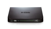 D-Link DGS-1024A No gestito Nero switch di rete