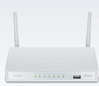 D-Link DIR-640L Fast Ethernet Bianco router wireless