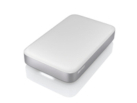 Buffalo MiniStation Thunderbolt 128GB 128GB Argento