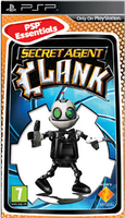 Sony Secret Agent Clank Essentials, PSP PlayStation Portatile (PSP) videogioco
