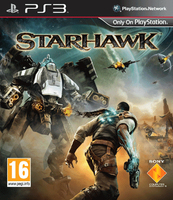 Sony Starhawk, PS3 PlayStation 3 videogioco