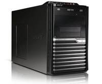 Acer Veriton 290 3.1GHz i3-2100 Nero PC