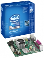 Intel D945GCLF Intel 945GC Mini ITX scheda madre