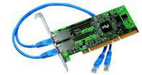 Intel PRO/1000 MT Dual Port Server Adapter Interno 1000Mbit/s scheda di rete e adattatore