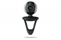Logitech QuickCam S 5500 1.3MP 640 x 480Pixel USB 2.0 Nero webcam