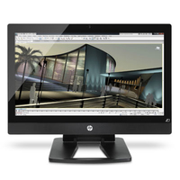 "HP Z1 3.5GHz E3-1280 27"" 2560 x 1440Pixel Nero All-in-One workstation"