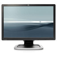 "HP L2245wg 22-inch Widescreen LCD Monitor 22"" Nero monitor piatto per PC"
