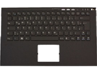 Sony Palmrest / Keyboard (GERMAN) Tastiera