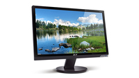 "Acer H6 H236HLbmid 23"" Full HD IPS Nero monitor piatto per PC"