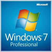 HP Windows 7 Professional SP1, x32, System Recovery DVD Kit, CTO