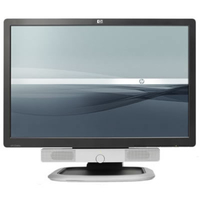 "HP L2445w 24-inch Widescreen LCD Monitor 24"" monitor piatto per PC"