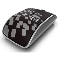 HP Wireless Optical Mouse RF Wireless Ottico 800DPI mouse