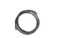 D-Link 3m HDF-400 Low Loss Extension Cable with Nplug to Njack 3m Nero cavo di rete
