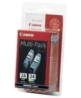 Canon Cartridge BCI-24 MULTIPACK cartuccia d