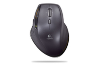 Logitech MX1100 Cordless Laser Mouse RF Wireless Laser 1600DPI Nero mouse