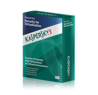 Kaspersky Lab Security f/Virtualization, Server, 15-19u, 1Y, Base Base license 15 - 19utente(i) 1anno/i