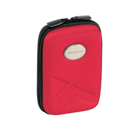 Targus Small EVA Camera case hard shell Rosso