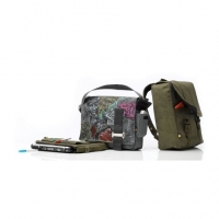 "Case Logic Artist Backpack 15.4"" Zaino Grigio"