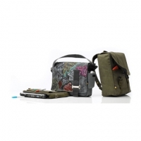 "Case Logic Artist Backpack 15.4"" Zaino Verde"