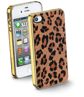 Cellularline ANIMALIERIPHONE4S3 Cover Multicolore custodia per cellulare